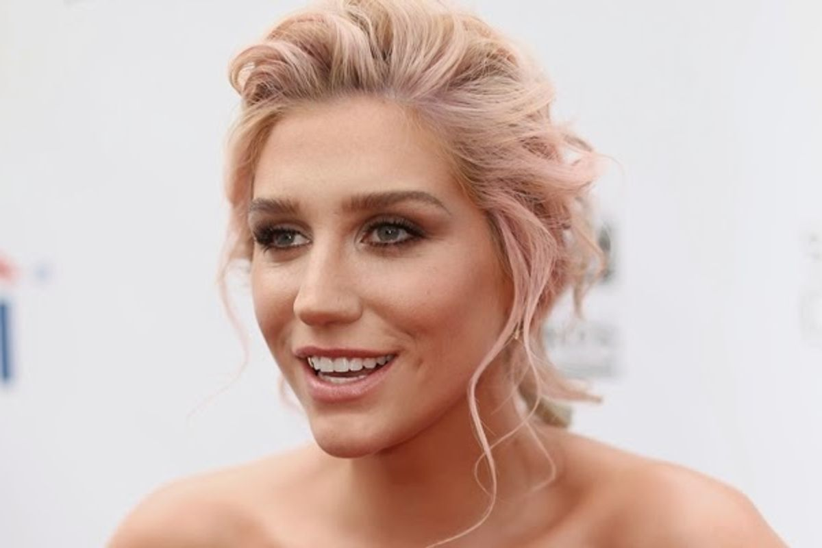 Kesha Breaks Her Silence, Thanks the World For Outpouring Of Support