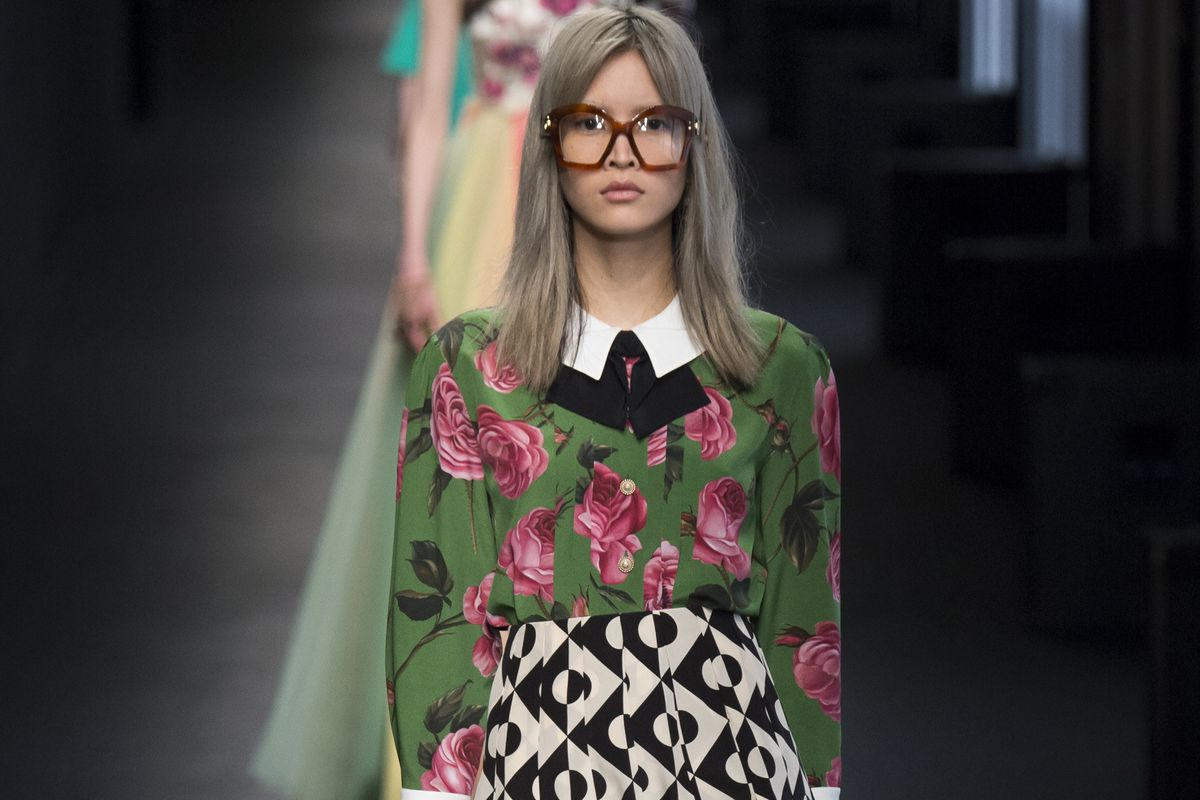 How Gucci Is Stealing the Show