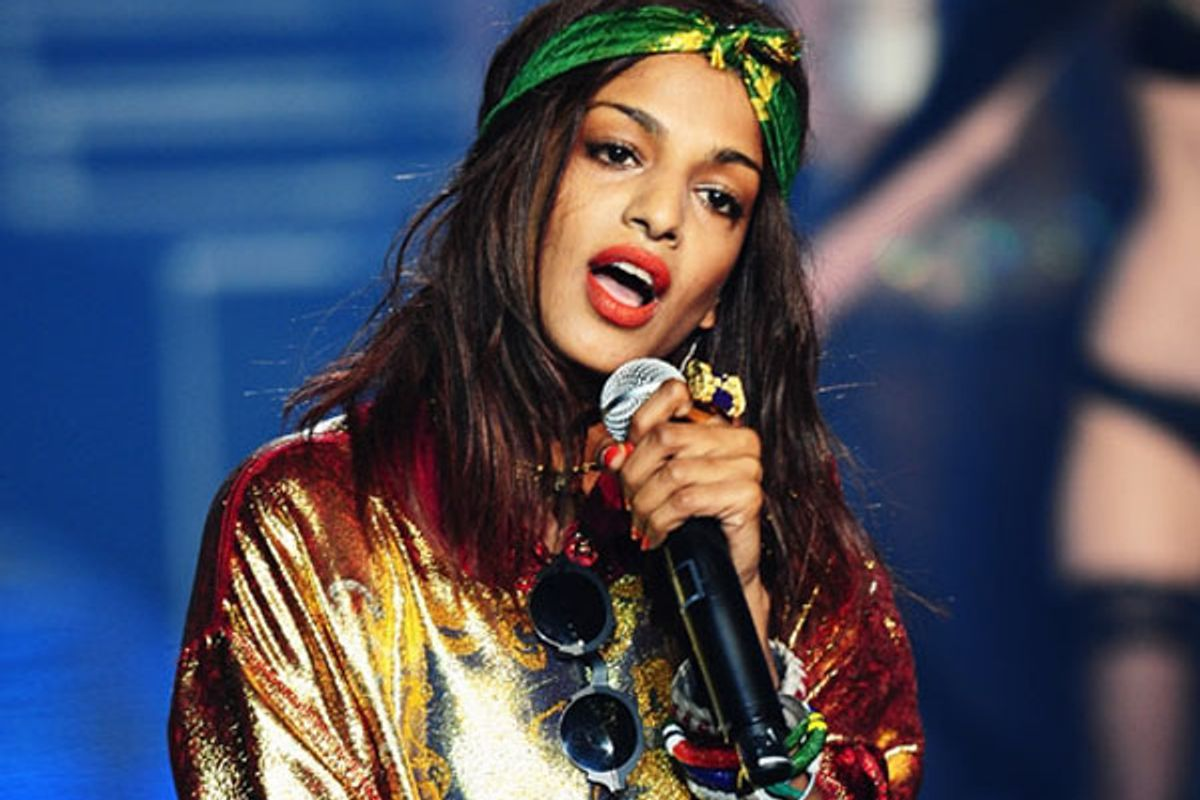 M.I.A. Takes On the NFL In New Song 'Boom ADD'