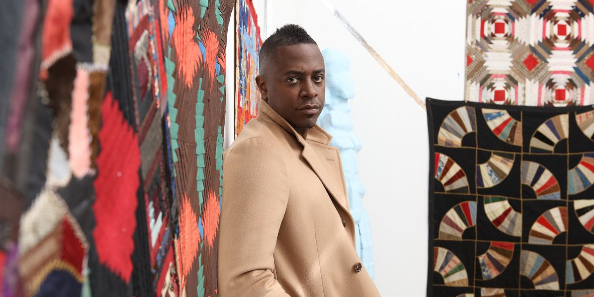 Artist Sanford Biggers' Work Needs to Be Talked About