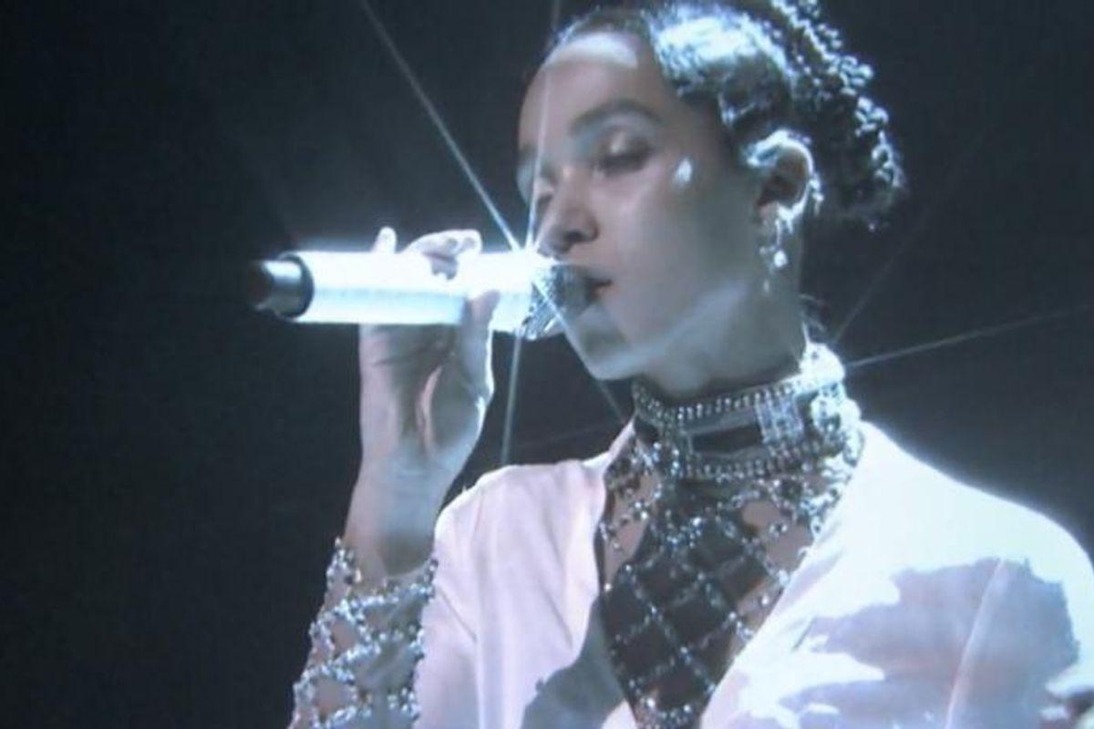 Watch FKA Twigs' Amazing Performance of 'Good to Love' on Jimmy Fallon