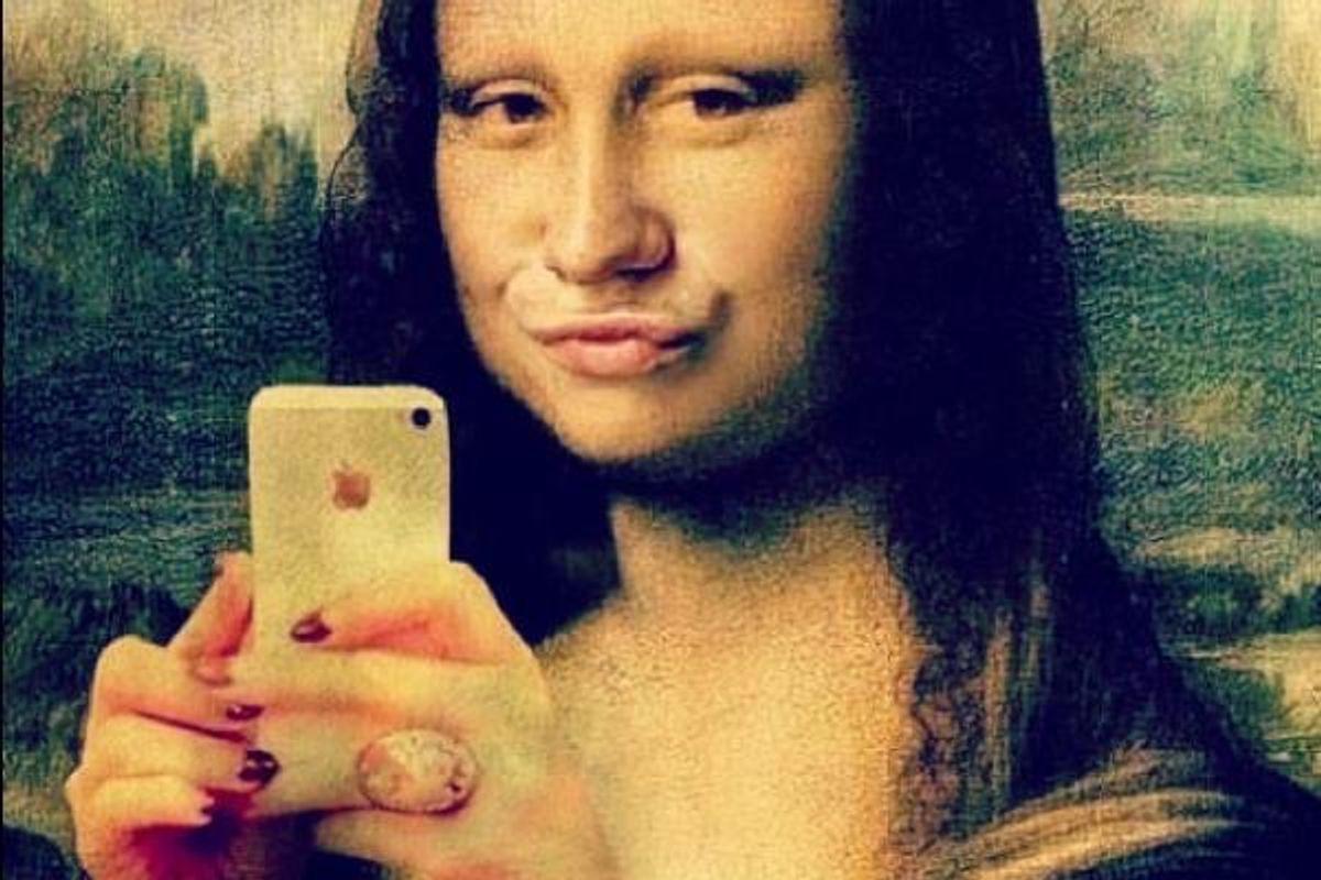 Your Selfie Could Be Your New Password