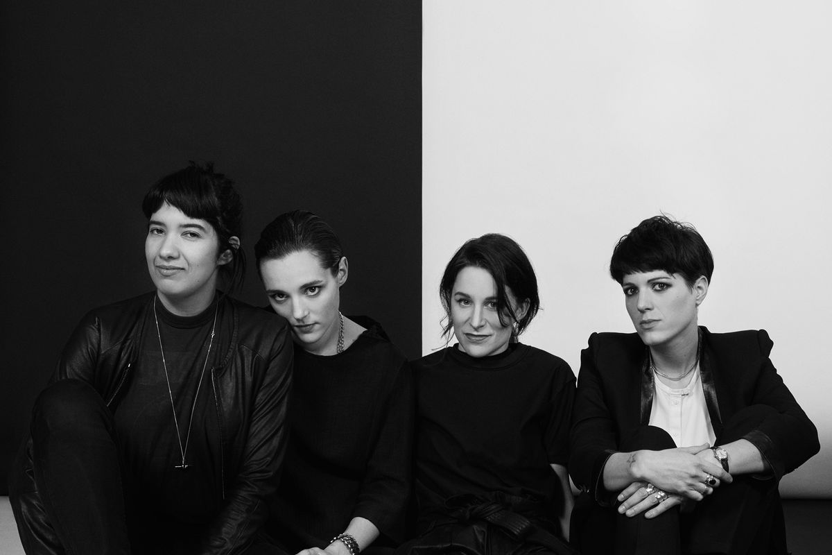 Savages: The Toughest Band In Rock Is Back and Armed With Love