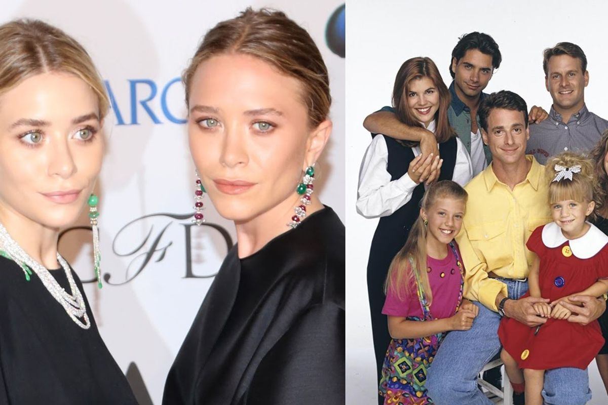 Fuller House Cast Manages to Shade The Olsen Twins In First Four Minutes Of Episode One