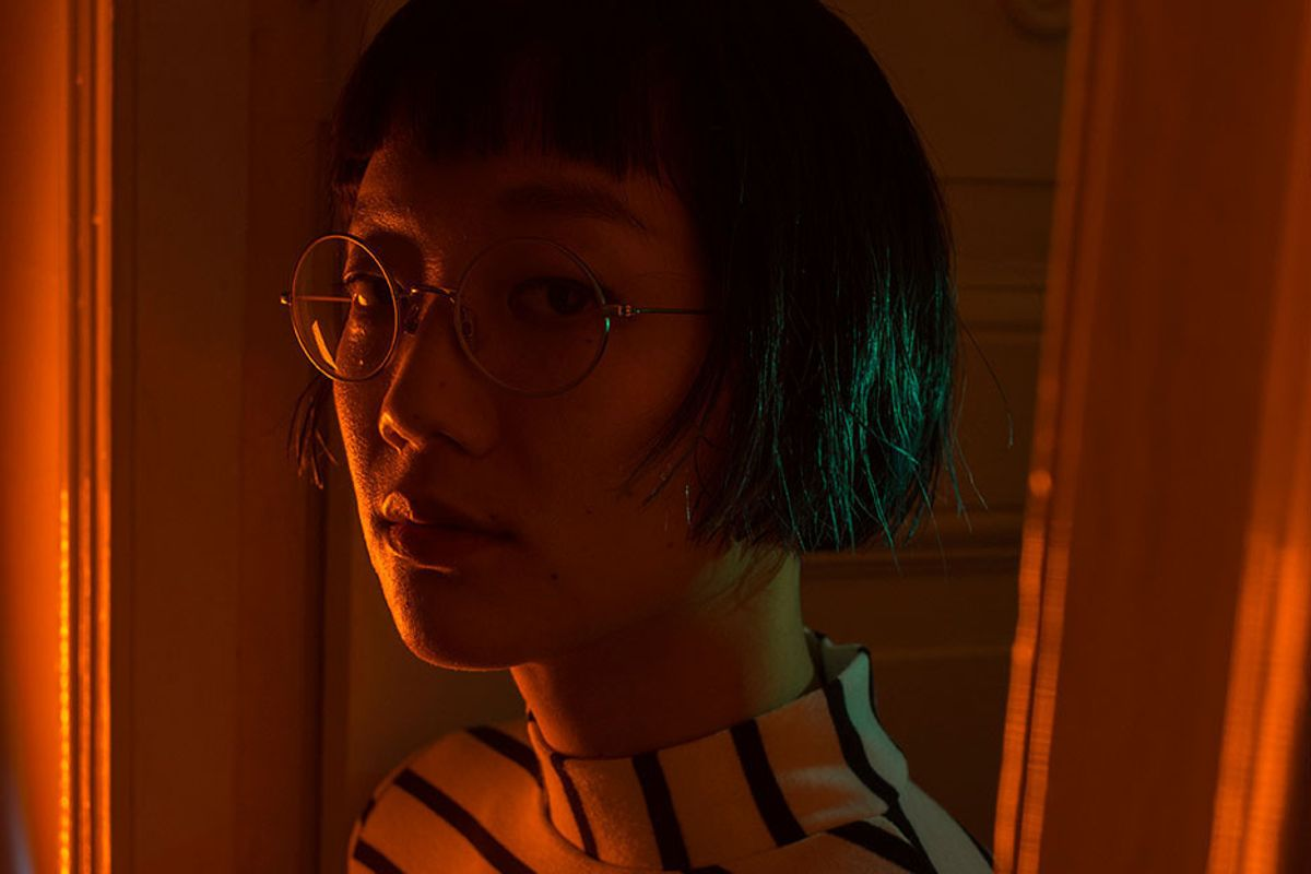 Artist Christine Sun Kim Talks Sound Etiquette, Being Asian-American And Navigating Her Own Identity