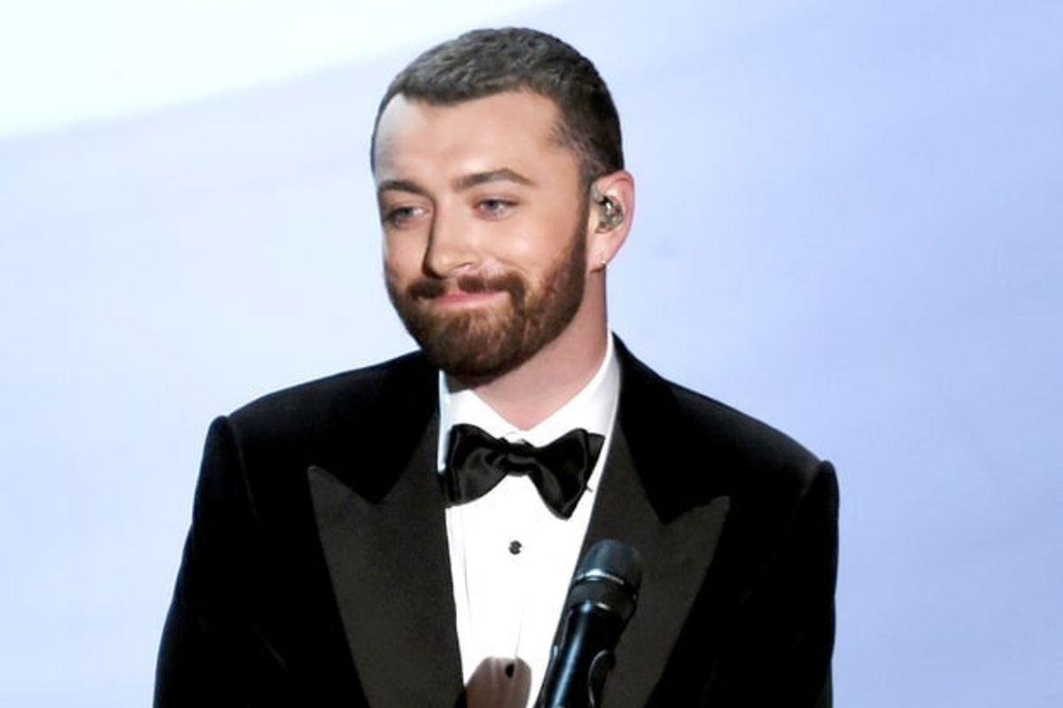 Sam Smith Said His Oscars Performance Was the Worst Moment of His Life