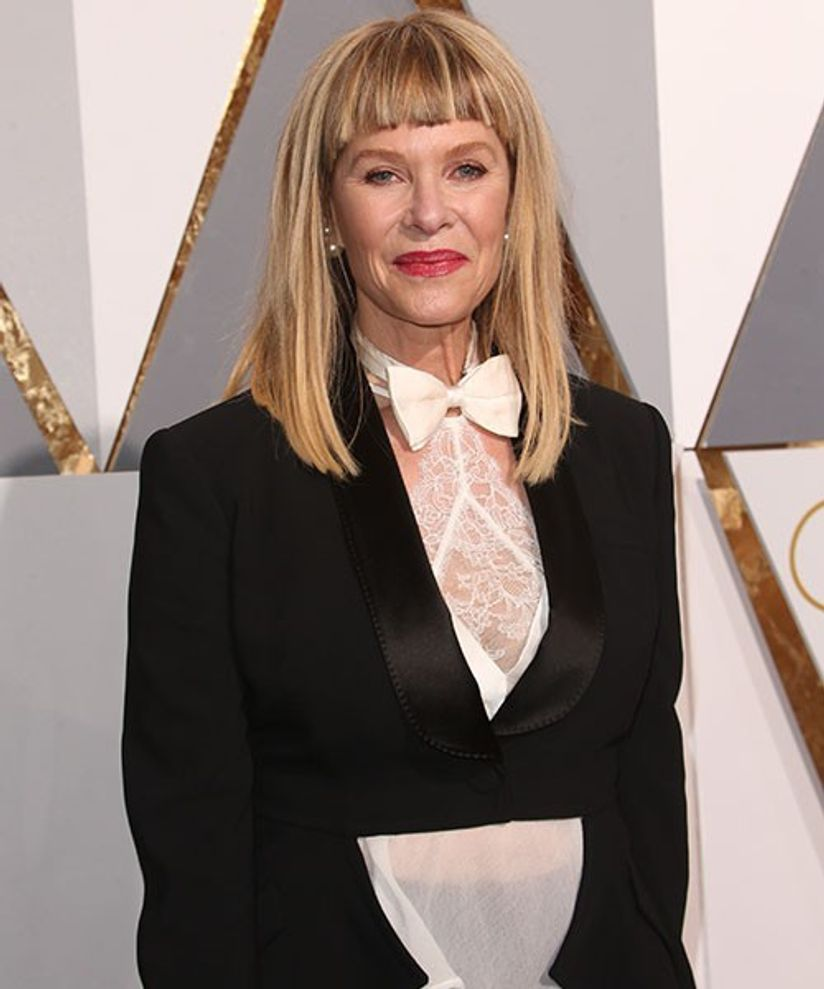Kate Capshaw Won The Oscars Red Carpet Last Night Paper