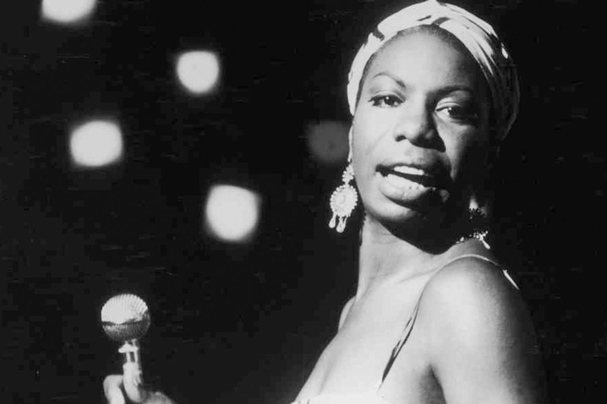 Watch The First Trailer For The Controversial Nina Simone Biopic Starring Zoe Saldana