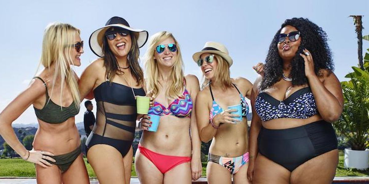 Target And Barbie Launch A Body Positive Swimwear Campaign Together