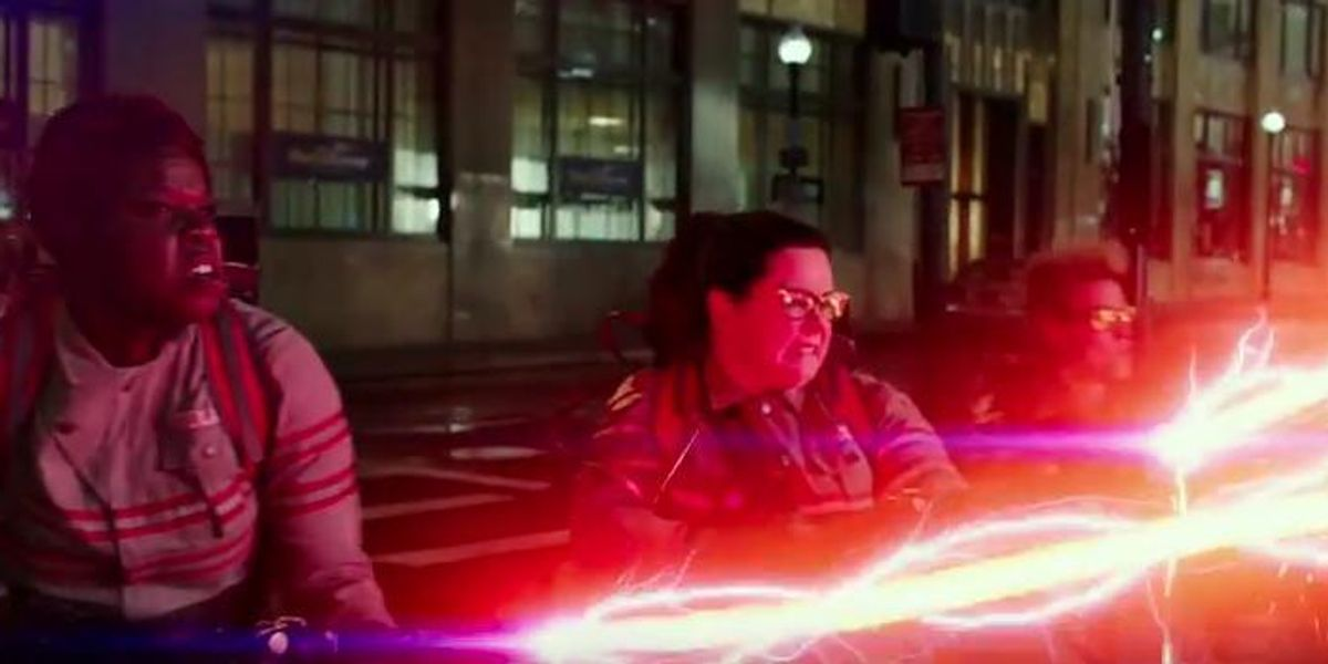 Behold: The First Official Trailer For the Ghostbusters Reboot