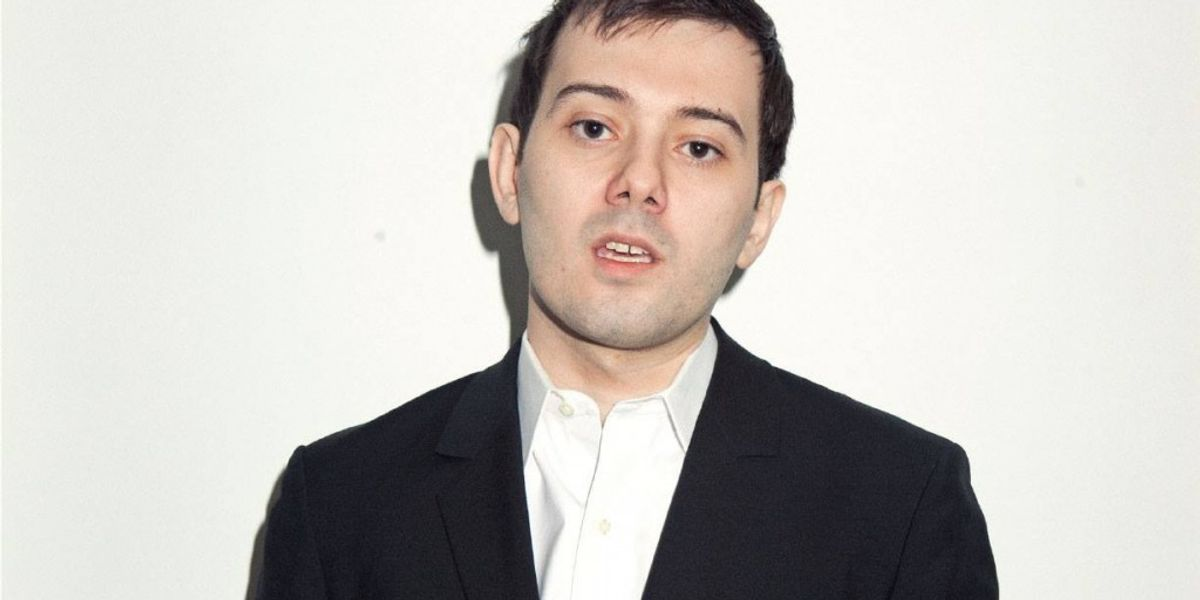 A Group Of Witches Have Hexed Martin Shkreli