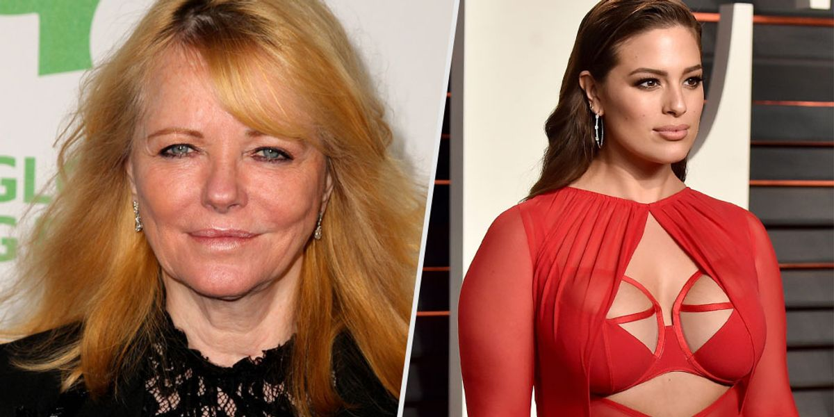 **UPDATE!** Ashley Graham Speaks Out Against Cheryl Tiegs' Awful Body-Shaming Comment