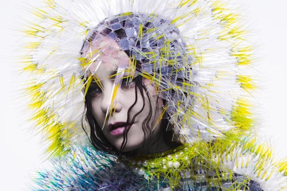 """Björk Collaborator Has To Clarify That She Does Everything, Says New Stuff Will """"Blow You All Away"""""""
