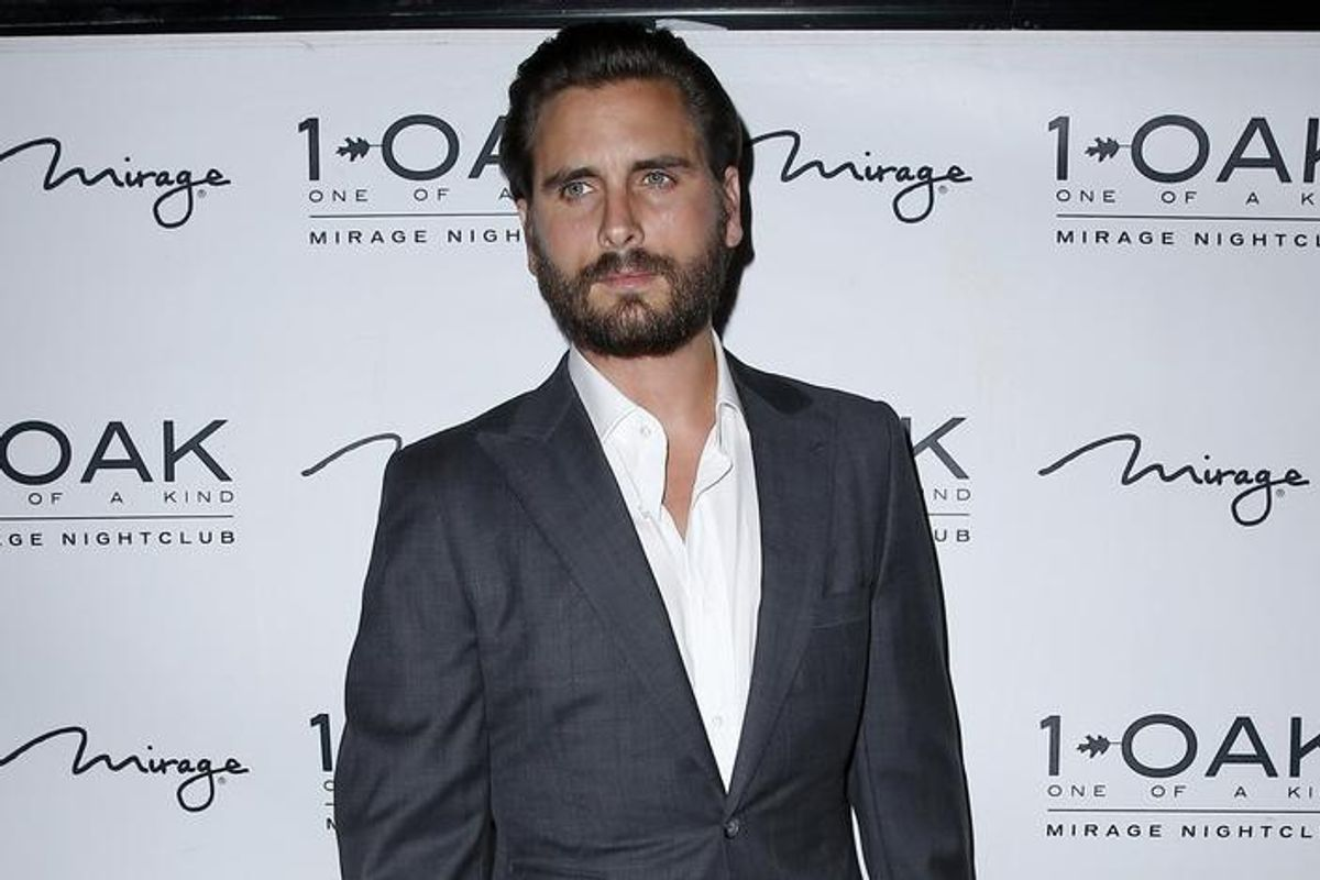 Going to Fucktown With Scott Disick Requires Some Paperwork