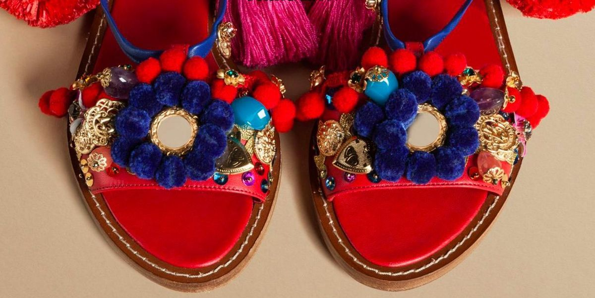"D&G Releases a ""Slave Sandal,"" Quickly Changes Its Name"