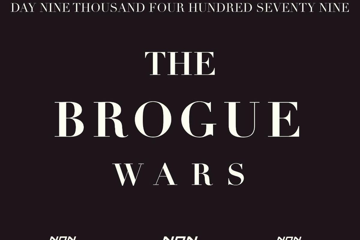 """Listen To """"The Brogue Wars"""", A Powerful Mix Reclaiming Vogue For Those Who Need It"""