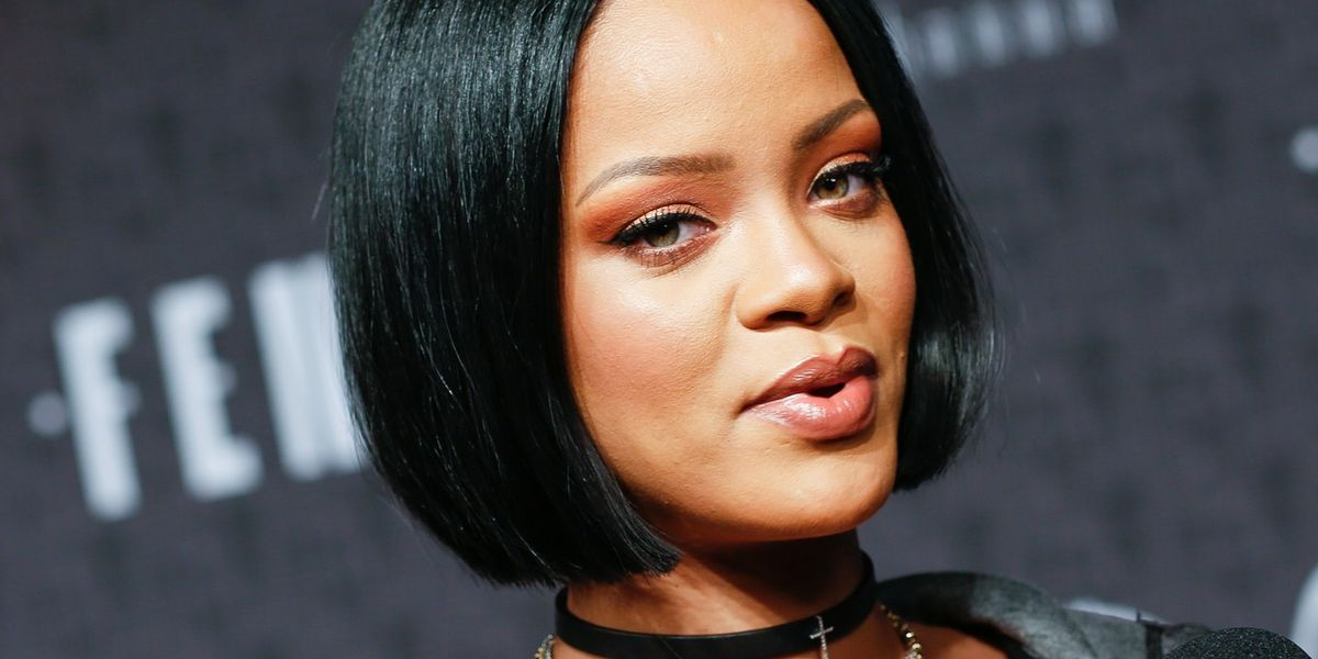 Rihanna Collaborates with Manolo Blahnik
