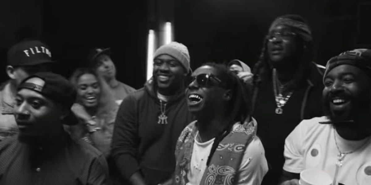 Watch the New Video for 2Chainz and Lil Wayne's Song 'Bounce'