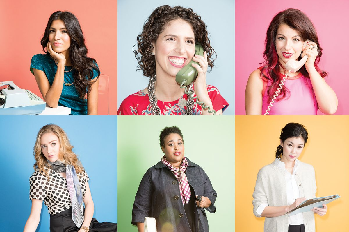 I.T. Girls: Meet Six Women Changing the Face of Tech