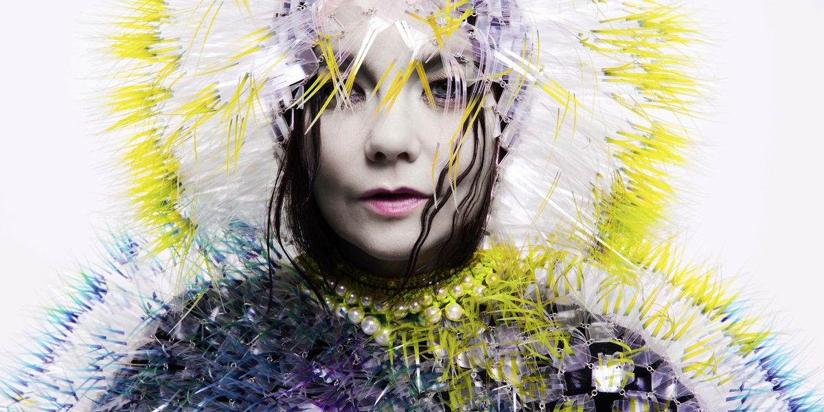 Björk Confirms New Album, Says She Is Working With Arca Again