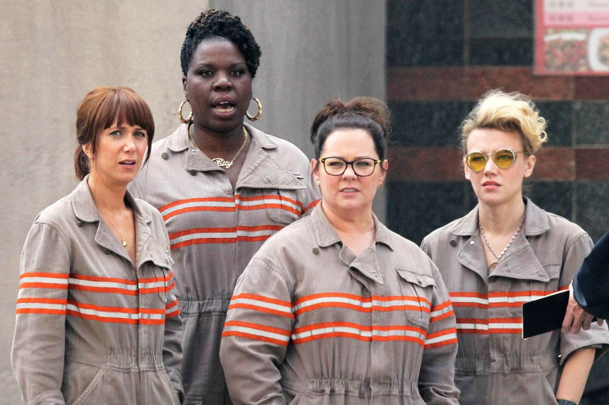 "Leslie Jones Responds To Criticism Of Her ""Racist"" Ghostbusters Role"