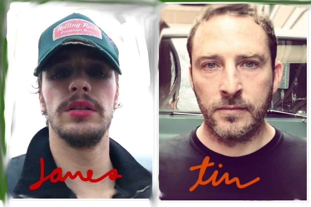 """Premiere: James Franco and Tim O'Keefe's Band Daddy Releases New Song """"Gentle But You Weren't"""""""