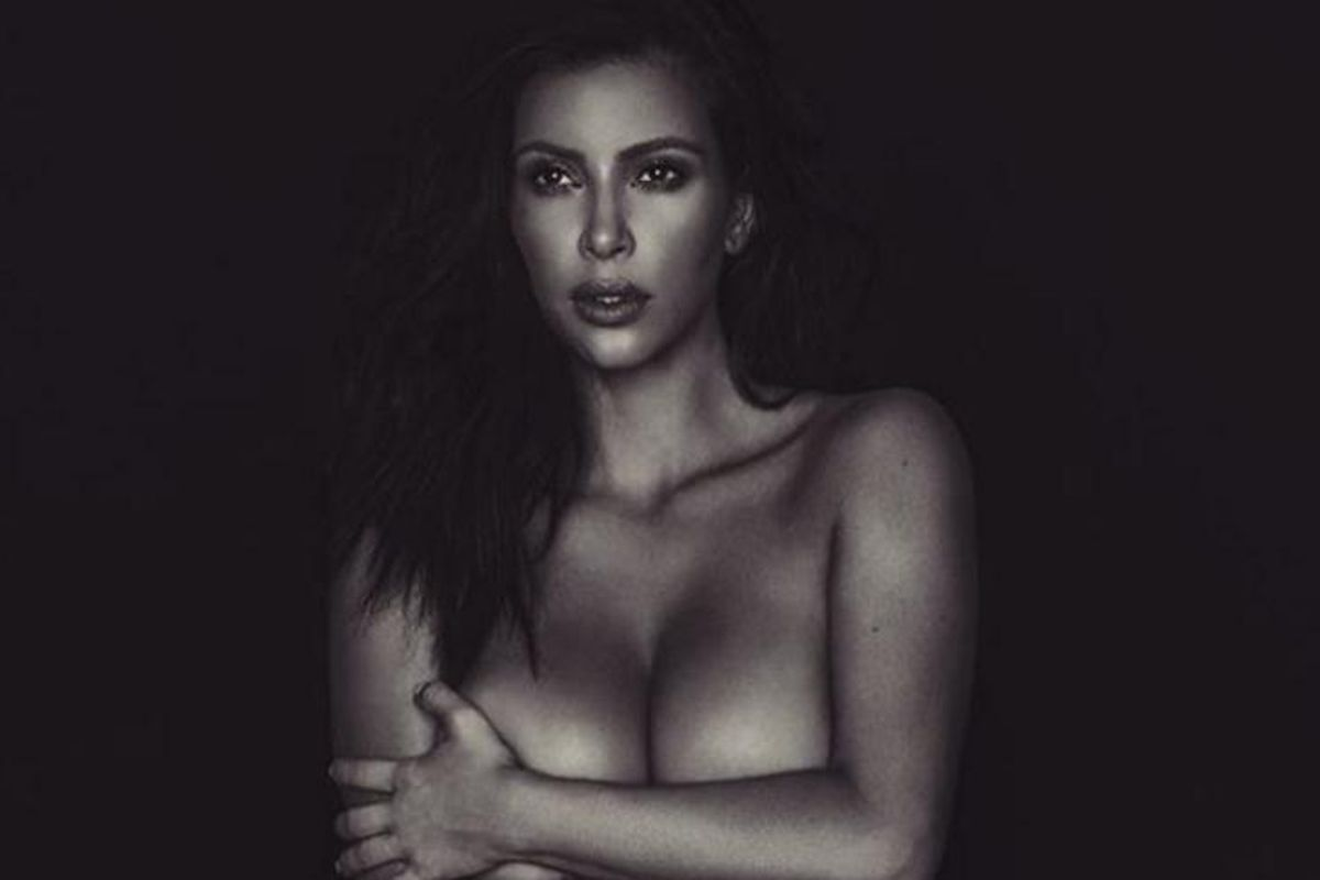 Kim Kardashian Shuts Down All The Haters With An Empowering Essay