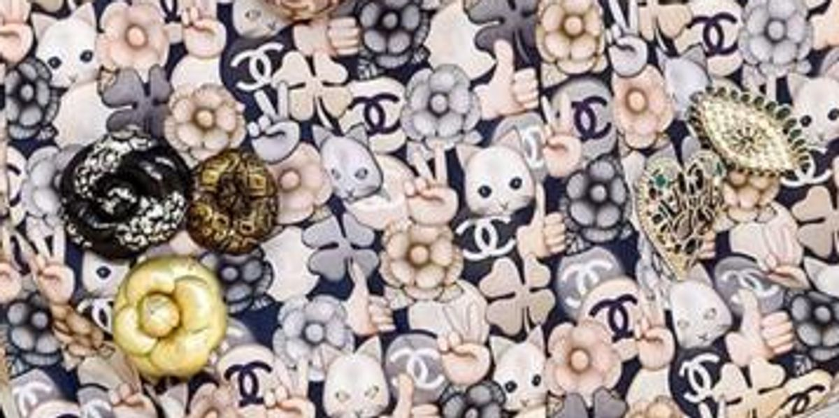Karl Lagerfeld Loves Emoji, Willow Smith for Chanel