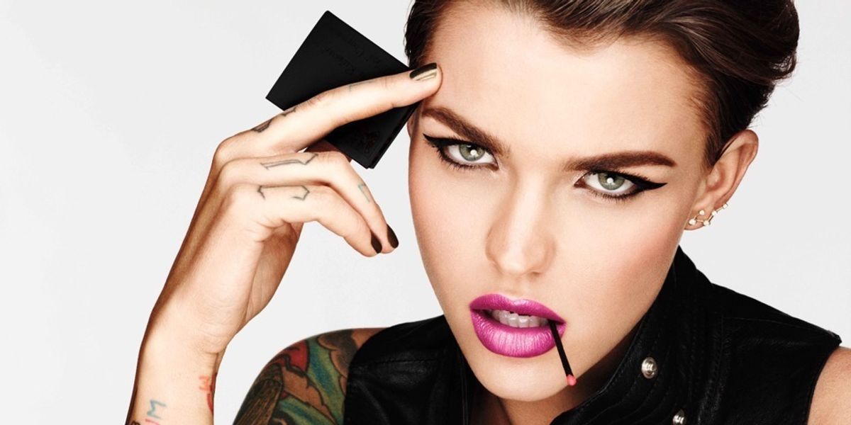 """Urban Decay Taps """"Orange Is the New Black"""" Actress Ruby Rose As Their New Brand Ambassador"""