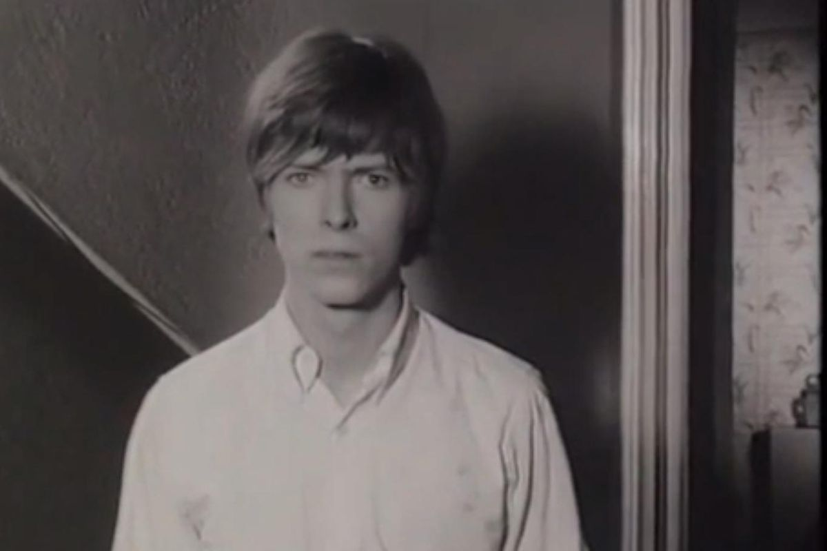 Watch David Bowie's Grisly X-Rated Short Film