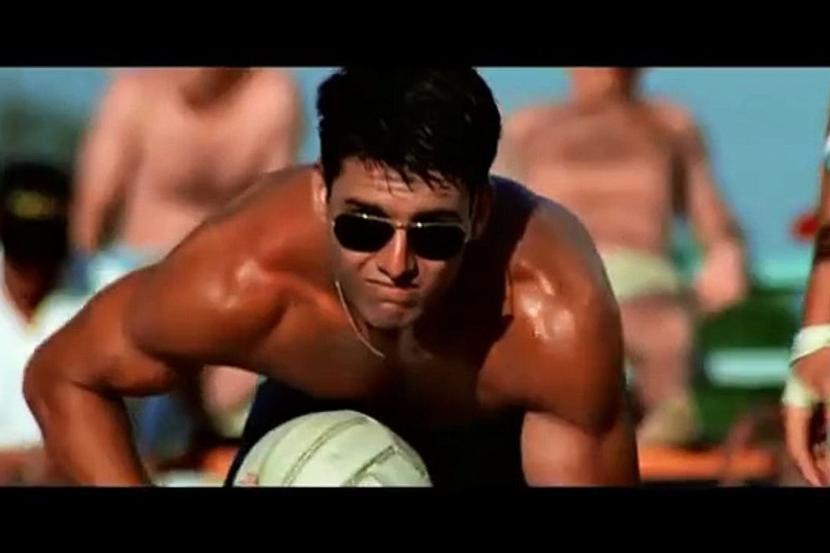 Playing With The Boys: An Ode to Top Gun's Gloriously Gay Volleyball Scene