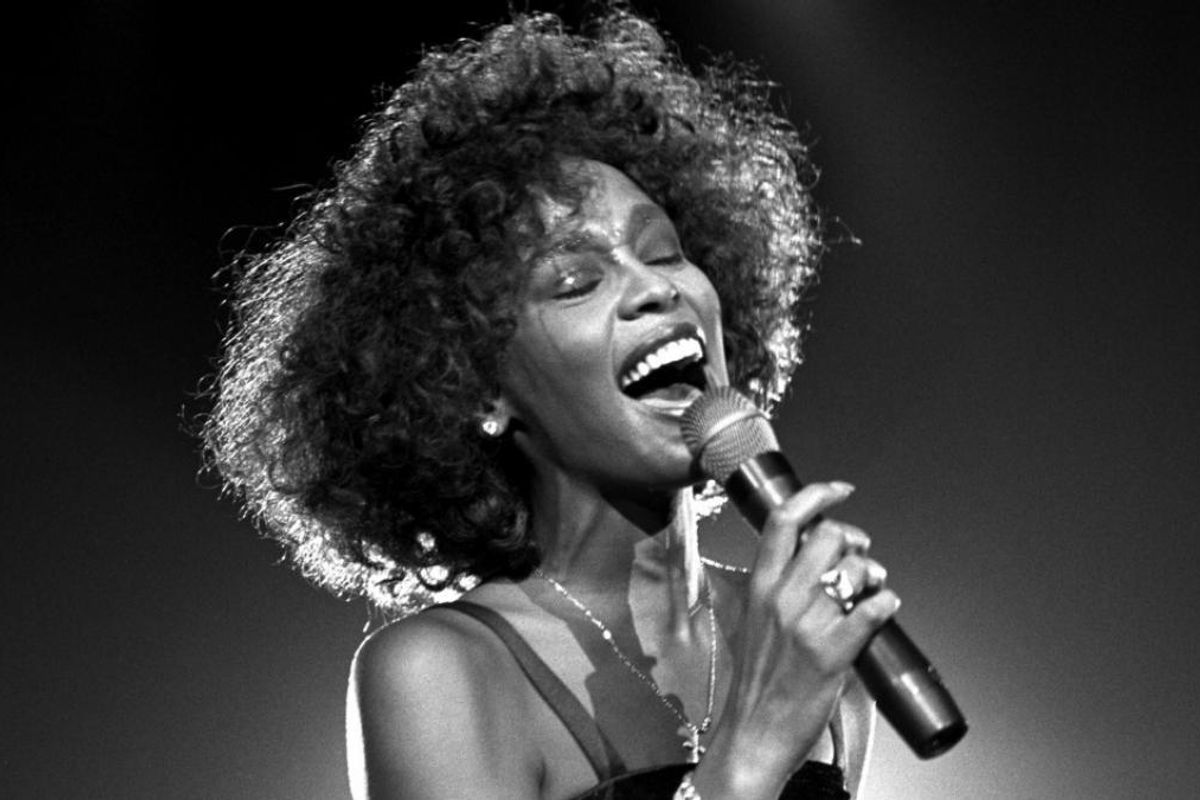 """Controversial """"Kurt And Courtney"""" Director To Tackle Whitney Houston Documentary"""