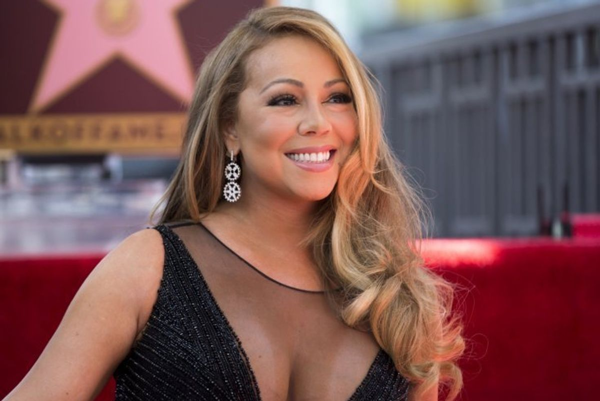 Mariah Carey Is Doing A Reality Show, Because the Gods Are Merciful