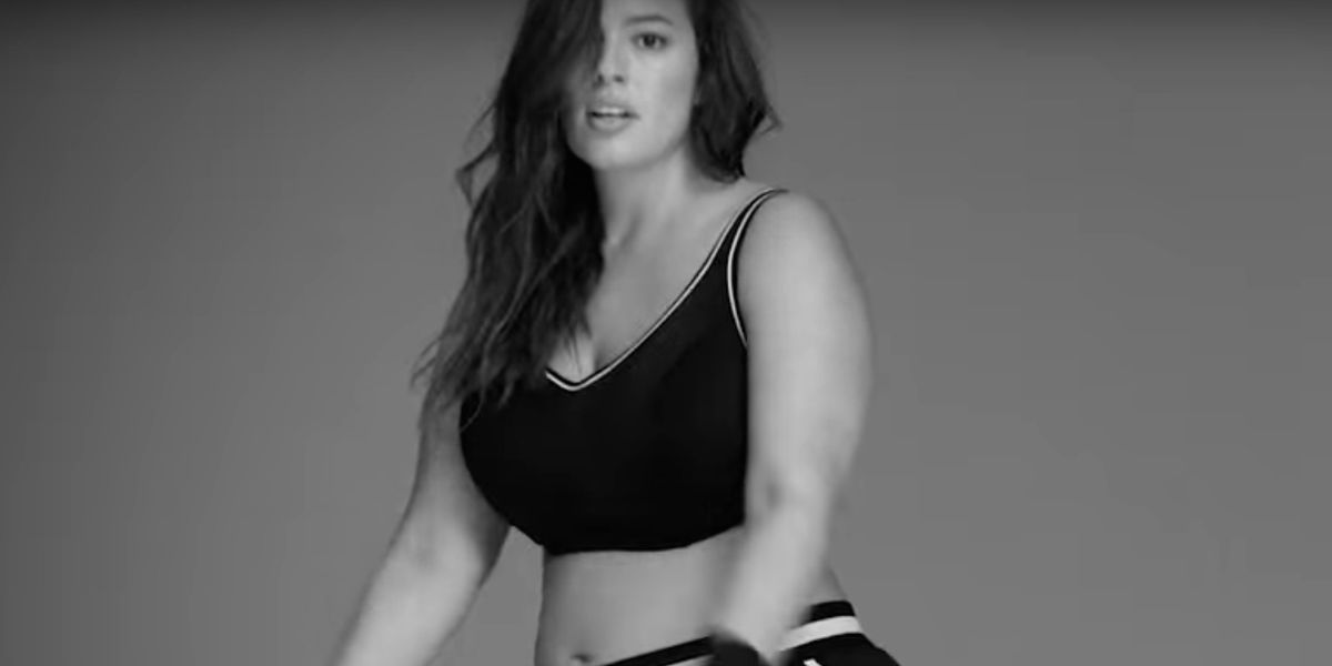 "Major Networks Reject A Body-Positive Ashley Graham Commercial For ""Indecency"""