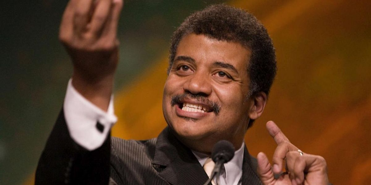 Neil deGrasse Tyson is Finally Wrong! About Fucking!