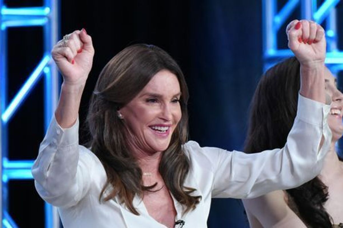 ICYMI: Caitlyn Jenner Said Donald Trump Is Good For Women's Issues