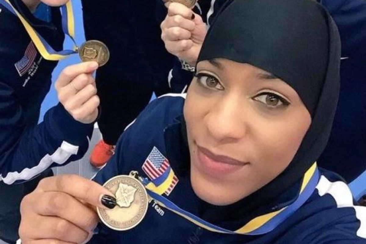 SXSW Apologizes To Olympian After Asking Her To Remove Her Hijab