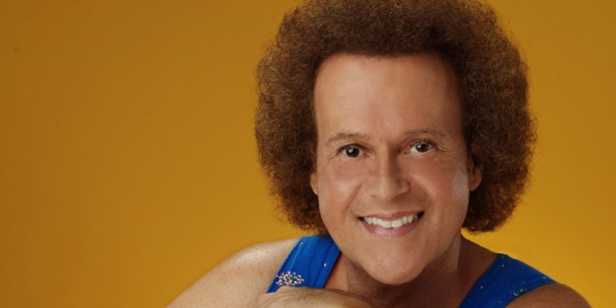 Richard Simmons Might Be Held At His California Mansion Against His Will