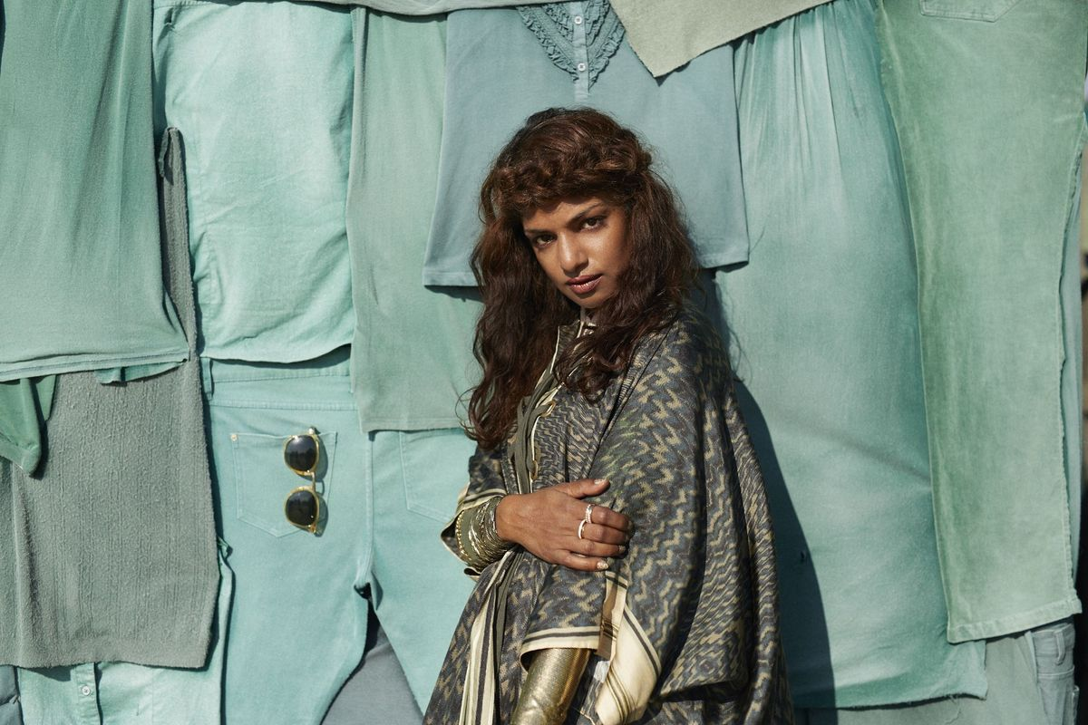 M.I.A. and H&M Want You to Recycle Your Old Clothes