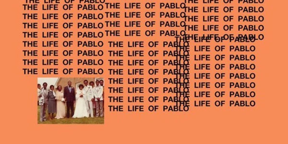 Kanye West Has Updated 'The Life of Pablo' On Tidal (Again)