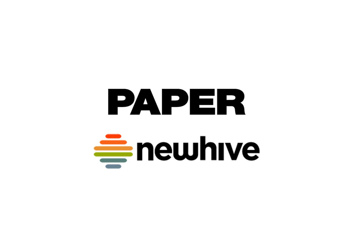 Introducing NewHive for Paper!