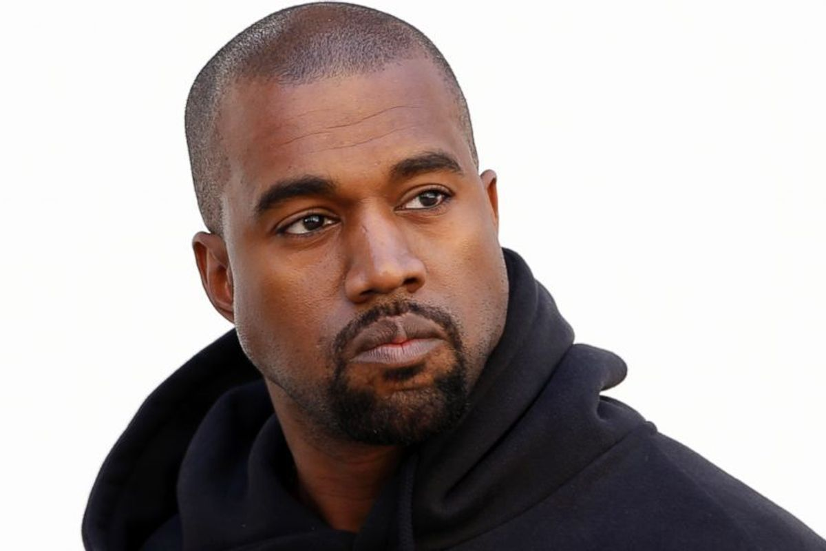 Kanye Couldn't Find His Uber, So He Hitched A Ride With The Paparazzi Instead