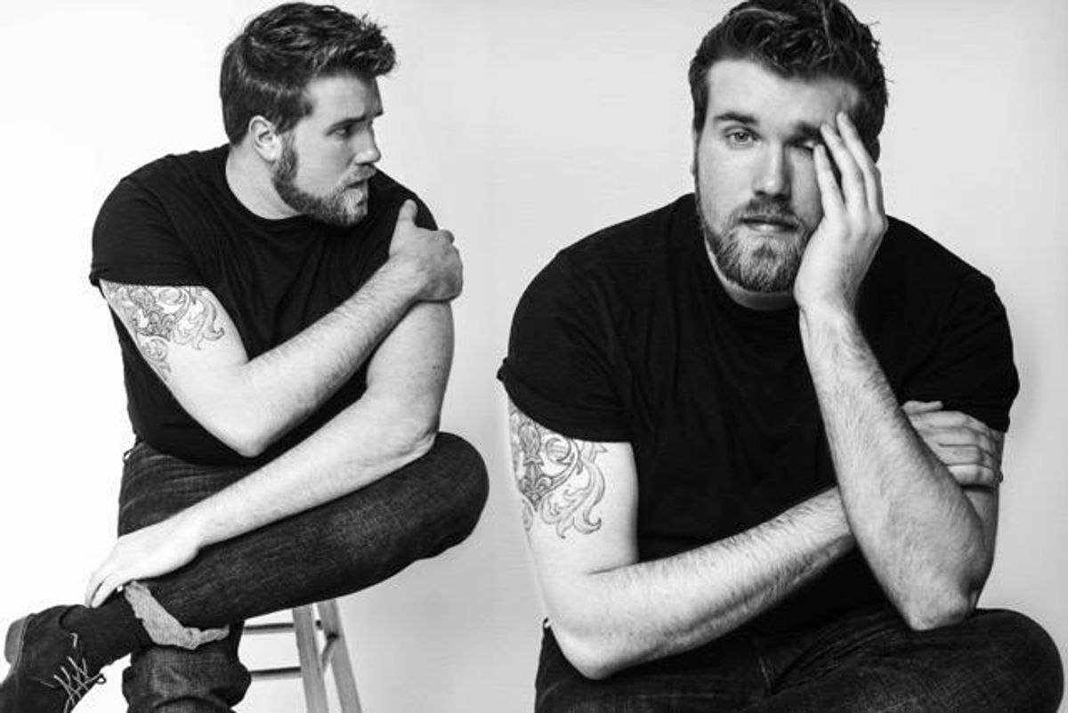 IMG Models Adds A Plus-Size Mens Division