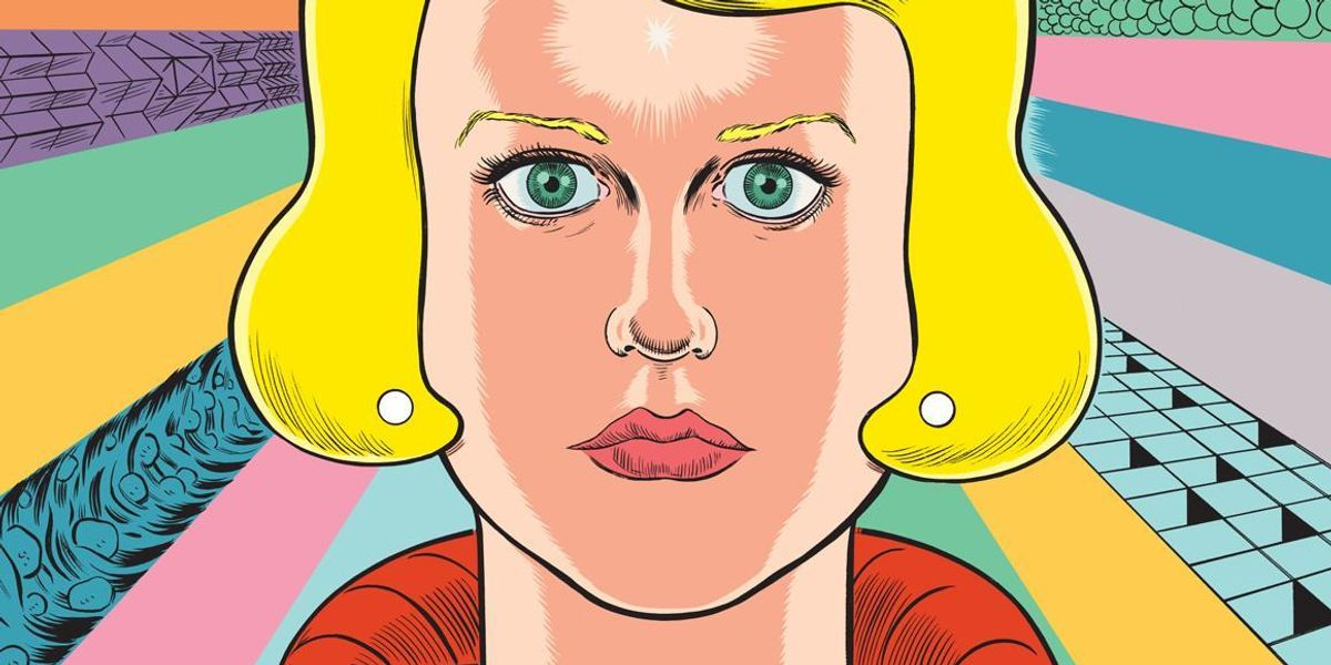 """Daniel Clowes's Latest Graphic Novel, """"Patience,"""" Is Here"""