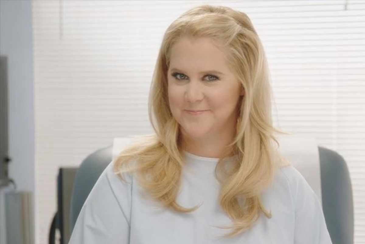 """Watch Amy Schumer Risk """"Overexposure"""" for You"""