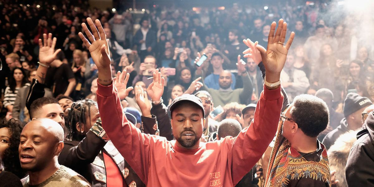 """Kanye West Announces """"The Life Of Pablo"""" NYC Pop-Up Shop"""