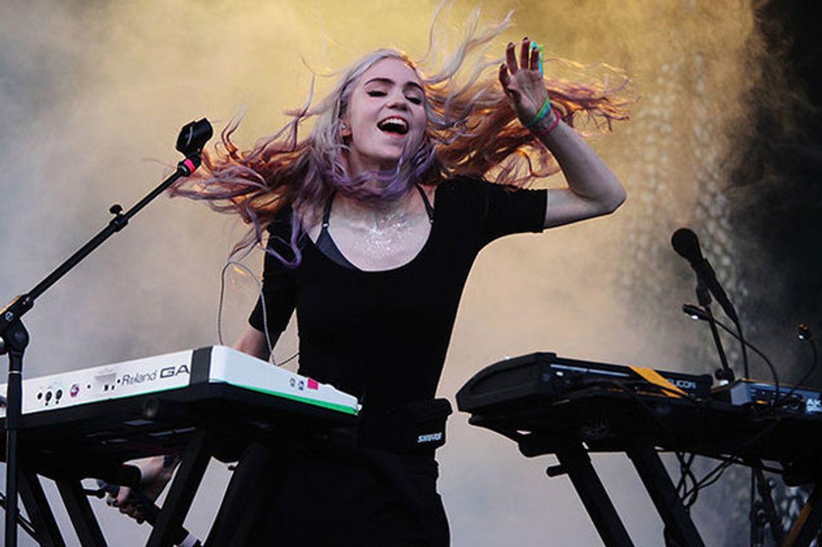 Happy Birthday, Grimes!