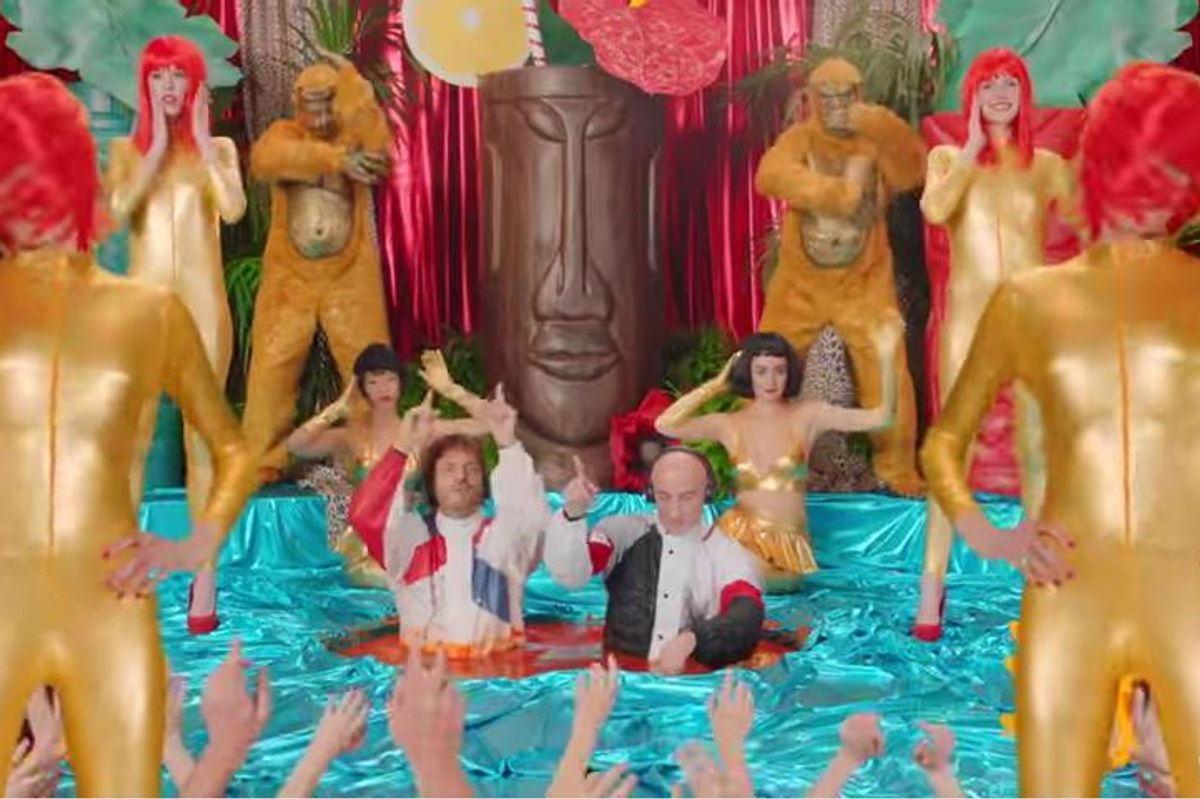 "Watch Cassius' Surreal Video for ""Action"" with Mike D. and Cat Power"