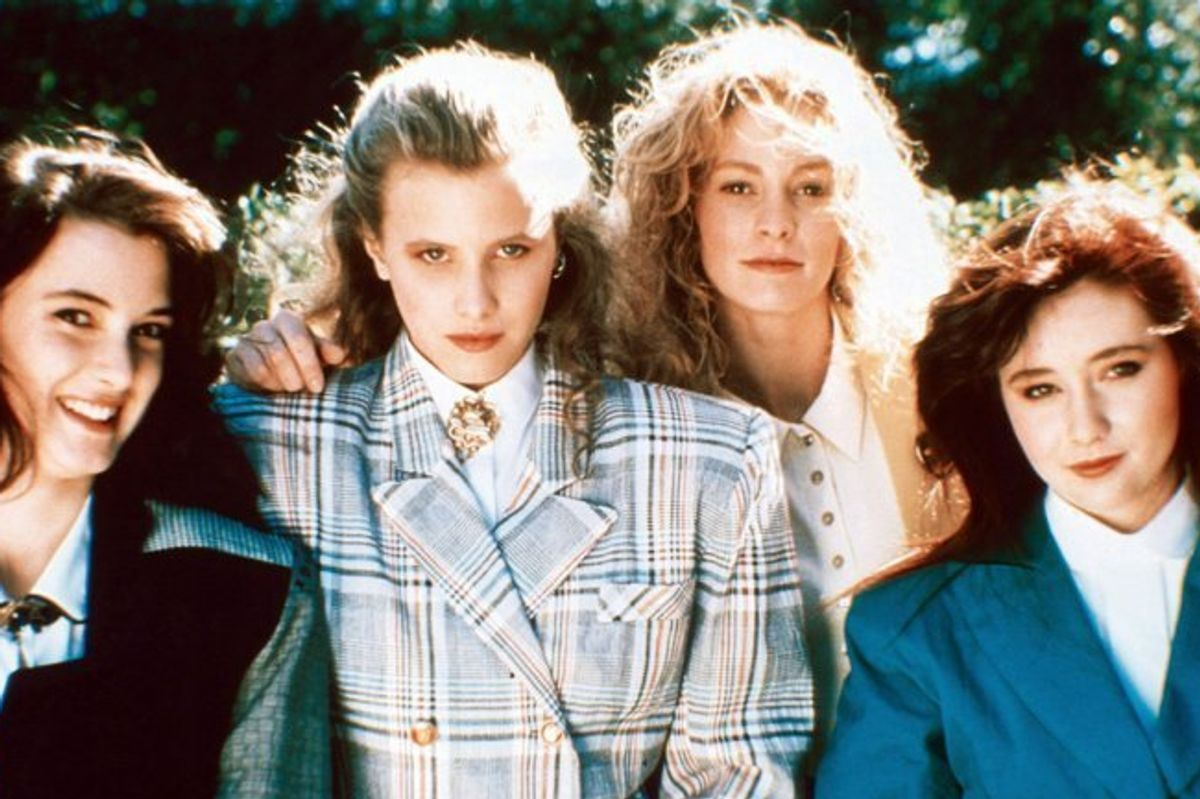 """""""Heathers"""" Is Getting A Queer, Racial And Body-Positive Makeover For A New TV Land Series"""