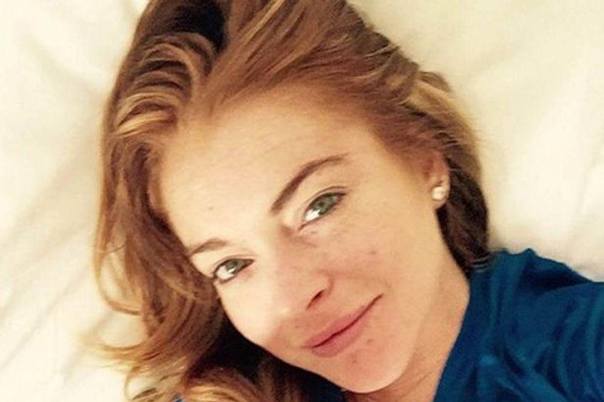 Lindsay Lohan Resurrected Her 'Parent Trap' Character On Instagram